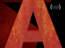 Poster of the activist documentary film Projekt A