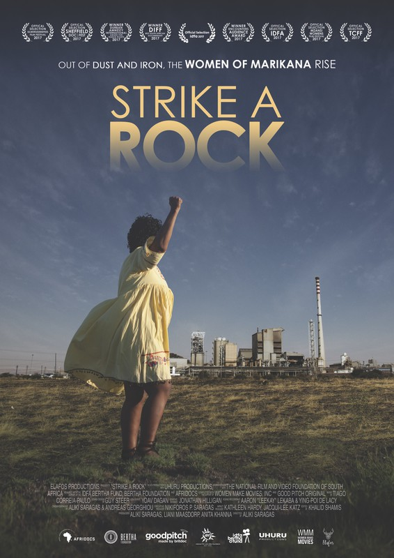 Poster of Strike a Rock